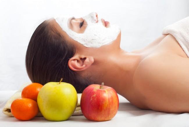 Masker Apel Untuk Wajah Terlihat Putih Bersih, Kencang, Dan Halus